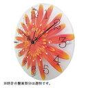 アートフラワー 掛け時計 OR SW-1187【送料無料】