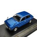 First43/ファースト43 ダイハツ シャレード G10 1977 ブルー 1/43スケール F43-083【送料無料】