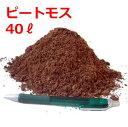 ピートモス 40L ブルーベリー 酸性土