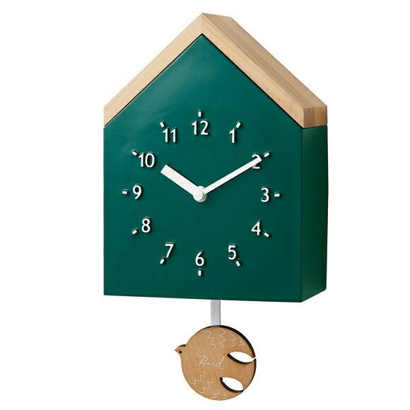 振り子時計 北欧 スイープムーブメント 掛け時計 時計