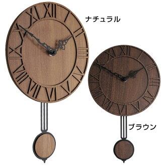 Pendulum clock 'tone' IFCL-6860 (IF-CL6860) (logging) | Watch | pendulum clock | clock | pendulum clock