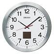 【3日間限定★全品ポイント10倍!】 【 送料無料 】 SEIKO(セイコー) 掛け時計 ソーラー ラ・クロック 電波時計 SF240S【P27Mar15】