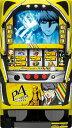ニューギン Persona4 The SLOT (ペルソナ4)『コイン不要機ブロンズセット』[パチスロ実機/スロット 実機][コイン不要機ブロンズ(コインレス専用)/家庭用電源/音量調整/ドアキー/設定キー/取扱い説明書付き][中古]