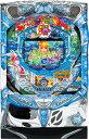 【安心のA-SLOT製】SANYO CRスーパー海物語M55X3『バリューセット1』[パチンコ実機][オートコントローラータイプ1(自動回転/保留固定/高速消化/玉打ち併用)+循環加工/家庭用電源/音量調整/ドアキー/取扱い説明書付き〕[中古]