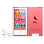【送料無料】Apple MD475J/A [iPod nano 第7世代 16GB ピンク]