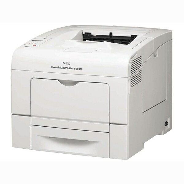 【送料無料】NEC PR-L5900C Color MultiWriter [カラーページプリンタ (A4対応)]【同梱配送】【き】【沖縄・離島配送】 設置場所を選ばないコンパクト設計でありながら、カラー・モノクロとも35頁/分の高速出力を実現。コストパフォーマンスが魅力のA4カラーページプリンタ。