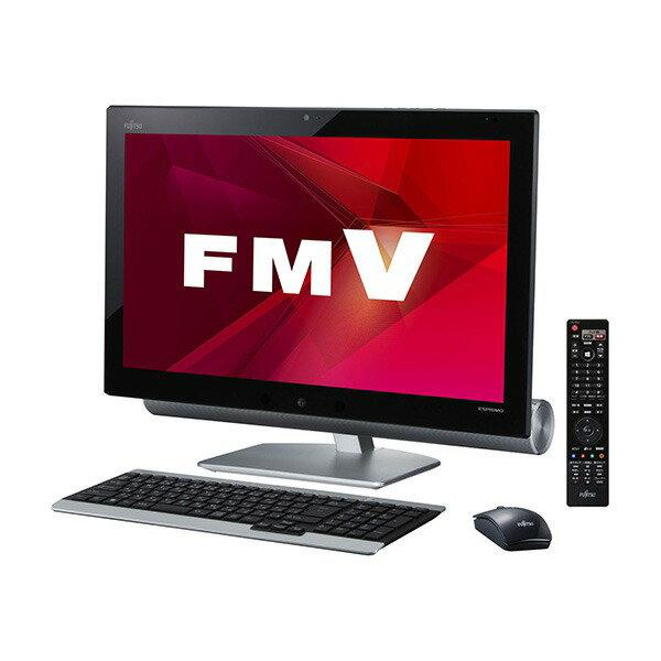 【送料無料】富士通 FMVF78LDB シャイニーブラック FMV ESPRIMO FHシリーズ [デスクトップパソコン...