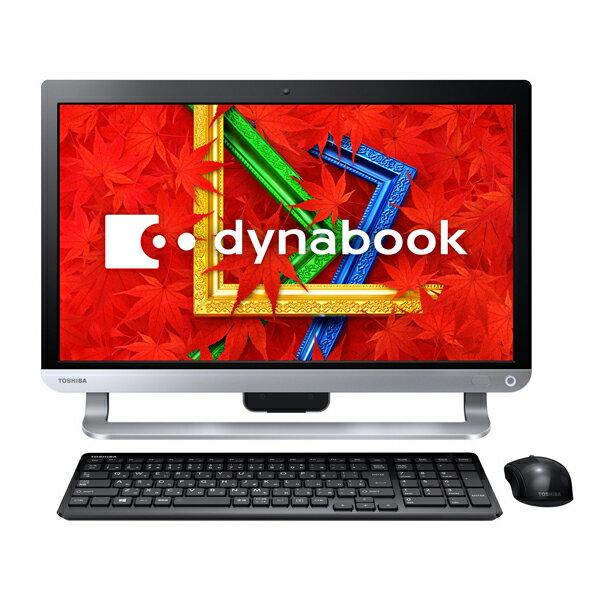 【送料無料】東芝 PD51332KSXB プレシャスブラック dynabook REGZA PC[デスクトップパソコン 21.5...