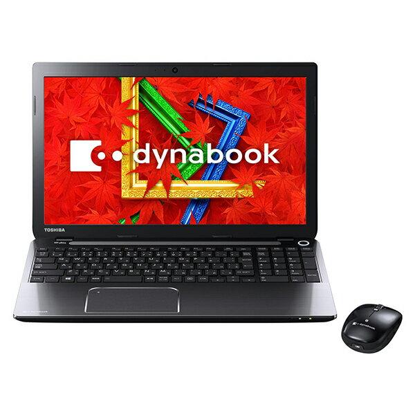 【送料無料】東芝 PT55445KSXB プレシャスブラック dynabook T554 [ノートパソコン 15.6型ワイド液...