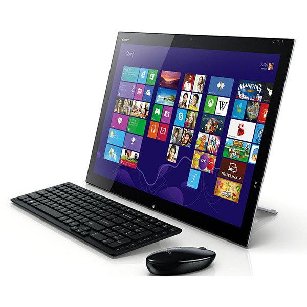 【送料無料】SONY SVT21217DJB VAIO Tap 21 [デスクトップパソコン 21.5型ワイド液晶 1TB DVDスー...