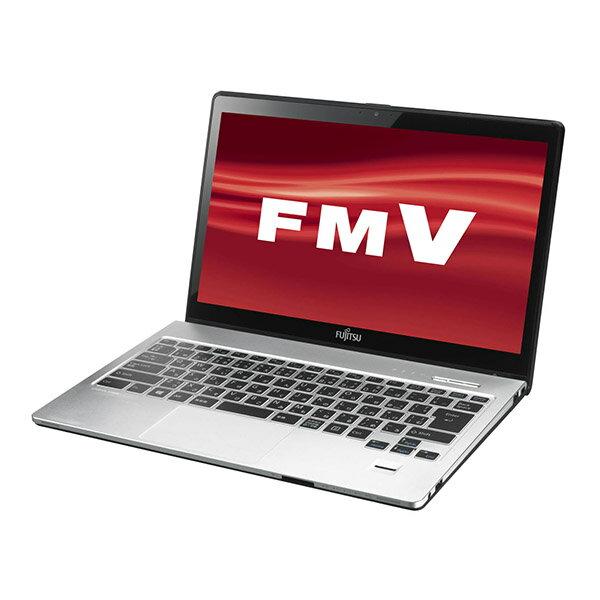 【送料無料】富士通 FMVS90MB スパークリングブラック FMV LIFEBOOK SHシリーズ [ノートパソコン 1...