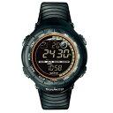 【送料無料】SUUNTO SS012279110 ヴェクター X-ブラック [腕時計(メンズ)]