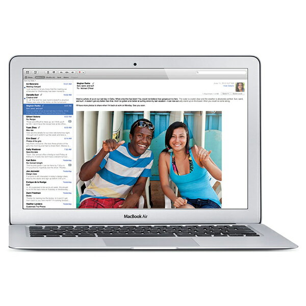 【送料無料】APPLE MD761J/A MacBook Air 1300/13.3 [ノートパソコン 13.3型ワイド液晶 SSD2256GB]