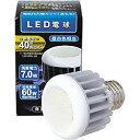 省電力・長寿命のLED電球がこの価格で!!口金E26 (電球色)KFE JAPANLB07-E26CW【4】