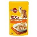 マースジャパン P104 成犬用 チキン&野菜 130g [犬用フード]