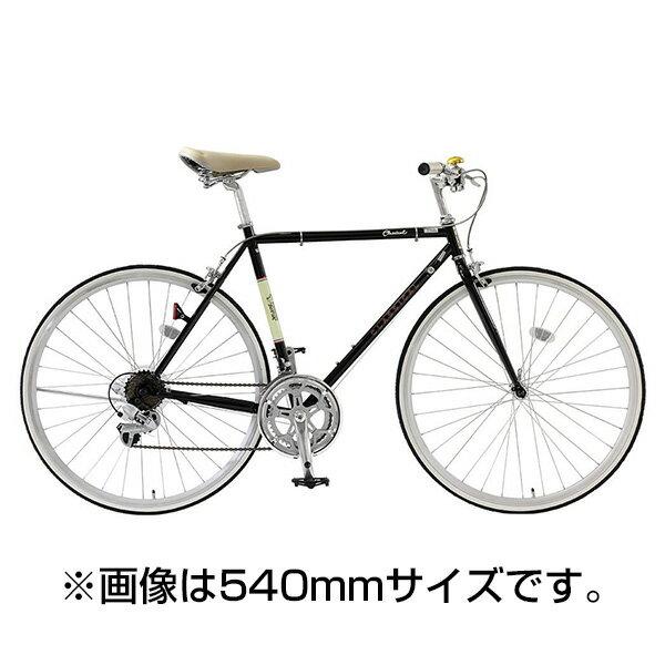 【送料無料】TOP ONE YCR7014-4D-500-BK ブラック Classical(クラシカル) [クロスバイク(700×25C・14段変速) 500mmサイズ]【同梱配送】【き】【沖縄・北海道・離島配送】