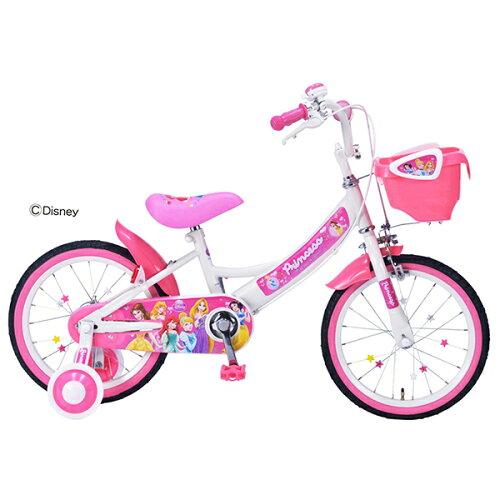 マイパラスMD-08プリンセス[子供用自転車(16インチ)補助輪付き]【同梱配送不可】【代引き不可】【本州以外の配送不可】
