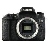 【送料無料】CANON EOS 8000D ボディ [デジタル一眼レフカメラ(2420万画素)]