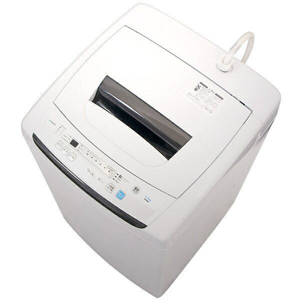 【送料無料】マクスゼン (maxzen) 洗濯機 [簡易乾燥機能付] 洗濯4.5kg ホワイト JW05MD01
