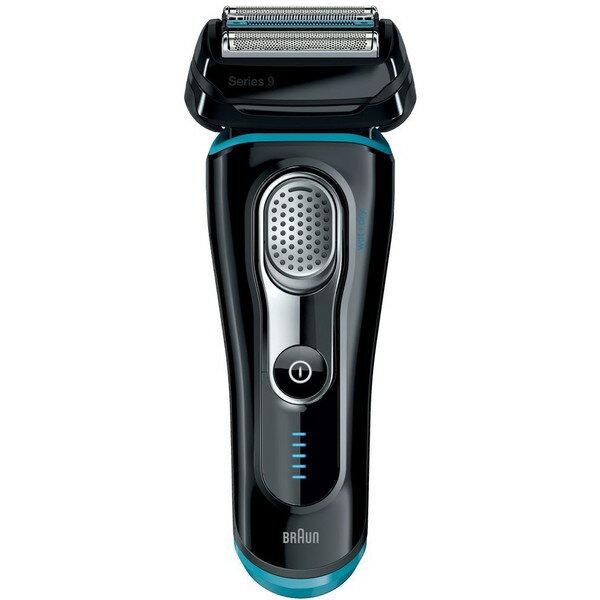 【送料無料】ブラウン (BRAUN) シェーバー 往復式 4枚刃 お風呂剃り対応 急速充電 深剃り キワゾリ刃 髭剃り 国内・海外兼用 シリーズ9 Wet&Dry 9040S