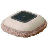 CCP シーシーピー ZZ-MR2 プードルベージュ mofa(モーファ) [自動モップロボット掃除機] 大掃除 特価 掃除機 ロボット掃除機 床掃除 モップ
