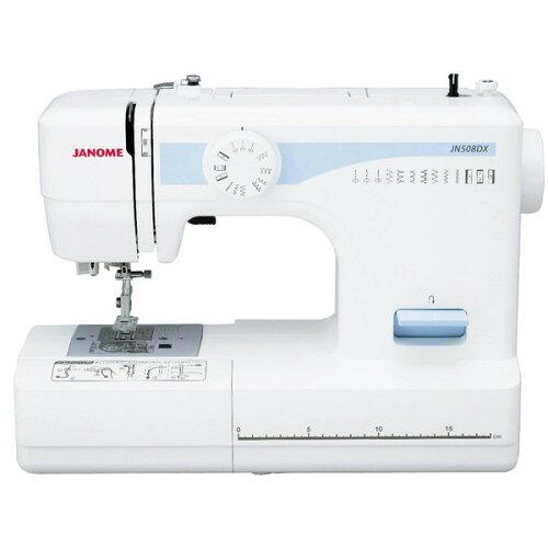 ジャノメJN508DX[電動ミシン]