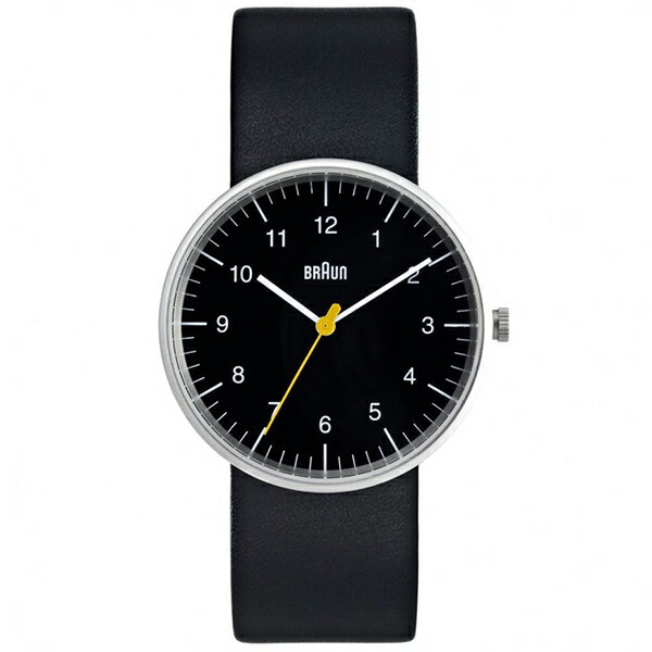 【送料無料】BRAUN BN0021BKBKG ブラック BN0021シリーズ [腕時計]
