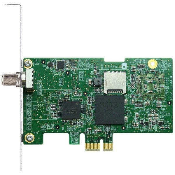 【送料無料】PIXELA PIX-DT460 [PCIe接続テレビチューナー]