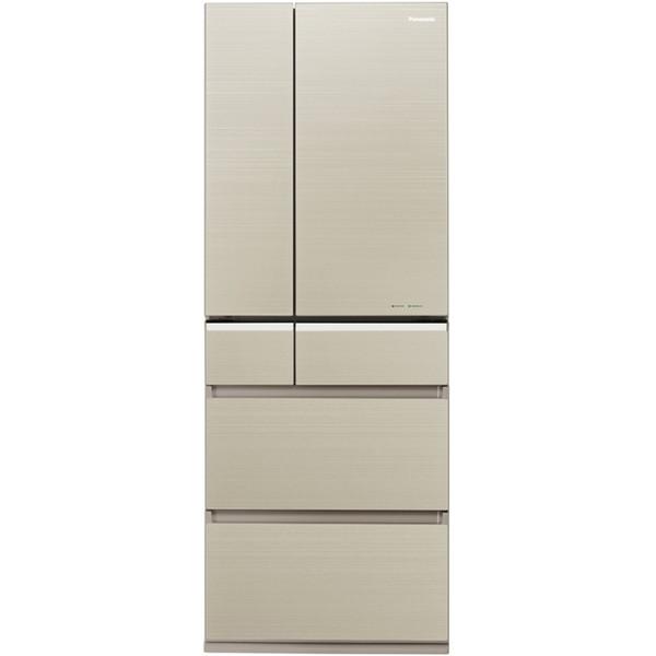 【送料無料】PANASONIC NR-F561XPV-N マチュアゴールド [冷蔵庫(555L・フレンチドア)]