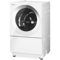 【送料無料】PANASONIC NA-VG700L シルバー Cuble(キューブル) [ななめ型ドラム式洗濯乾燥機(洗濯7kg・乾燥3kg) 左開き]