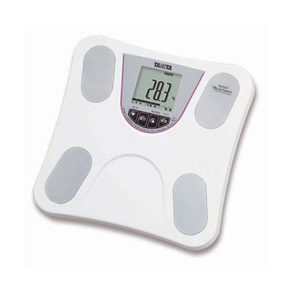 TANITA(タニタ)体組成計 BC-754 ホワイト 樹脂素材 乗るピタ機能 体重計 健康 測定 計測 肥満 予防