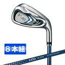 【送料無料】DUNLOP XXIO9(ゼクシオナイン) アイアンセット 8本組 (5-Sw) MP900 R【日本正規品】