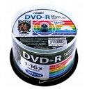 磁気研究所 HDDR47JNP50 HI DISC [DVD-R 4.7GB 16倍速 50枚組]
