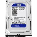 【送料無料】WESTERN DIGITAL WD5000AZRZ-RT WD Blue [3.5インチ内蔵HDD(500GB)]【同梱配送不可】【代引き不可】【沖縄・離島配送不可】