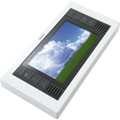 【送料無料】NORITZ YTVD-501W ホワイト [5V型ワイドワンセグ防水テレビ(LEDバックライト液晶搭載/地上デジタル専用)] YTVD501W