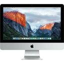 【送料無料】APPLE MK142J/A iMac [デスクトップパソコン 21.5型ワイド液晶 HDD1TB]