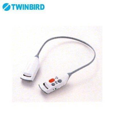 【送料無料】TWINBIRD AV-J343W ホワイト [ワイヤレス耳元スピーカー]