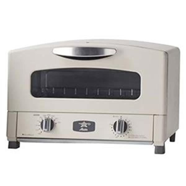 【送料無料】アラジン トースター ホワイト 2枚焼き AET-GS13N-W [グラファイトトースター] 遠赤グラファイト グリル&トースター ノンフライ調理 グリルパン Aladdin AETGS13N