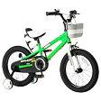 【送料無料】ROYAL BABY RB-Freestyle 16 Green グリーン [子供用自転車 16インチ]【同梱配送不可】【代引き不可】【沖縄・離島配送不可】