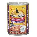 アイリスオーヤマ P-HLC-13KC ヘルシーステップ 13歳以上用 角切りチキン&野菜・ささみ 375g