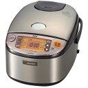 【送料無料】象印 NP-HF18-XA ステンレス 極め炊き [IH炊飯器(1升炊き)] 炊飯ジャー 10合 ぞうじるし 新生活