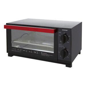 アイリスオーヤマ ブラック オーブン トースター