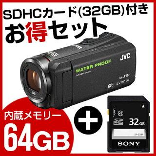 ������̵���ۡ�SDHC������(32GB)�դ��������åȡ�JVC(�ӥ�����)���֥ꥪ(Everio)�ӥǥ������GZ-R70-W�ڥۥ磻�ȡ��ɿ���ũ�ɿ��Ѿ����㲹�ӥǥ���SP032GBSDH010V10