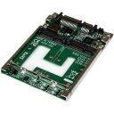 【送料無料】StarTech 25SAT22MSAT [デュアルmSATA SSD - 2.5インチ SATA変換アダプタ基板(RAID対応)]【同梱配送不可】【代引き不可】【沖縄・北海道・離島配送不可】