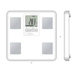 新商品★TANITA FS-400-WH ホワイト Fit Scan [体組成計] タニタ体重計 デジタル ヘルスメーター 健康管理 ダイエット BMI 内臓脂肪 手軽 新生活 プレゼント