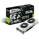 【送料無料】ASUS DUAL-GTX1070-O8G [ビデオカード(PCIExp 8GB)]