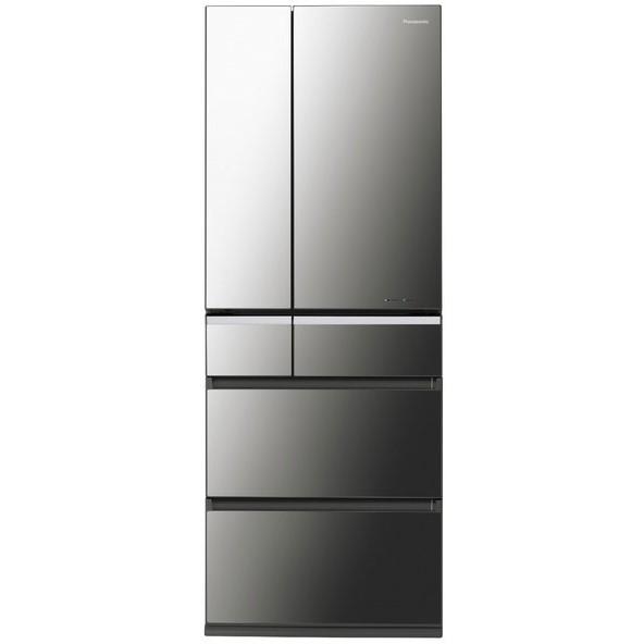 【送料無料】PANASONIC NR-F502XPV-X オニキスミラー XPVタイプ [冷蔵庫(501L・フレンチドア)]