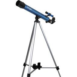 【送料無料】ケンコー AZM-50 [屈折式天体望遠鏡] 天体望遠鏡 MEADE ミード 口径50mm 初心者 エントリーモデル 小学生 プレゼント アルミ 三脚 軽量 コンパクト 星 惑星 土星 望遠鏡 理科 子供