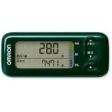 OMRON HJA-405T-G グリーン カロリスキャン [活動量計]