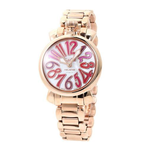【送料無料】GAGA milano(ガガミラノ) 6021.3 マヌアーレ [腕時計 レディース] ガガミラノ(GaGa MILANO)は2004年に腕時計の愛好家でもあるルーベン・トメッラのもと、イタリアのミラノで誕生、懐中時計のようなケースの上部にあるリューズが個性的。洋風